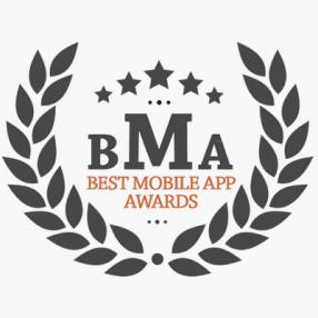 The Best Mobile App Awards winner