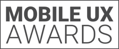 The Mobile UX Awards winner & Featured Numerous Times